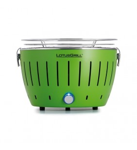 Lotusgrill Verde Compact con USB