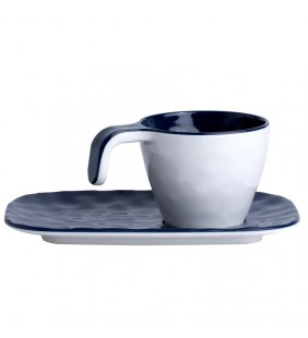 Set café Summer Blue 6 uds.