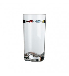 Vasos refresco Regata 6 uds.