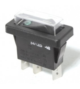 Interruptor estanco ON-OFF con led