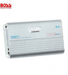 AMPLIFICADOR 4X150W MR1200PA BOSS