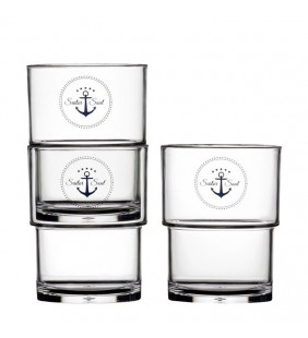 Vasos apilables Sailor Soul 12 uds.