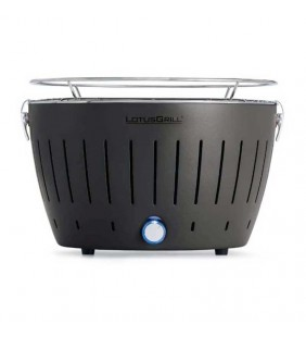 Lotusgrill con USB antracita standard