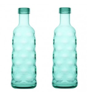 Set 2 botellas agua Moon Acqua