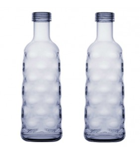 Set 2 botellas agua Moon Blue