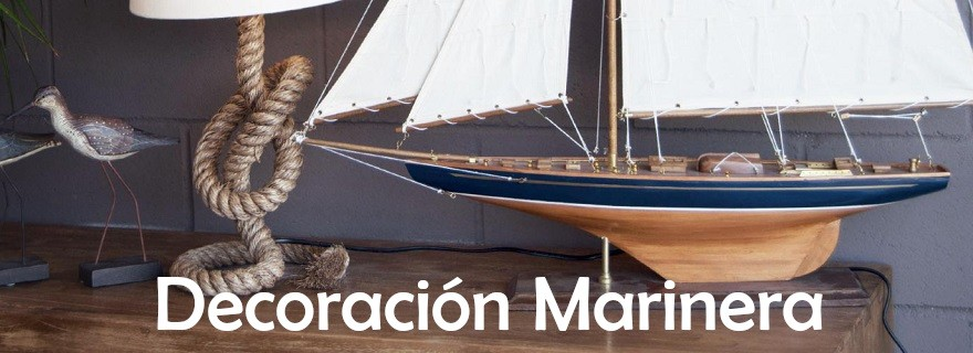 Decoración marinera